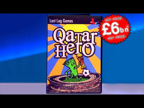 Qatar Hero - The Last Leg
