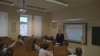 Открытый урок: Английский язык. 4 класс. Петренко Т.П. (Лицей № 410)