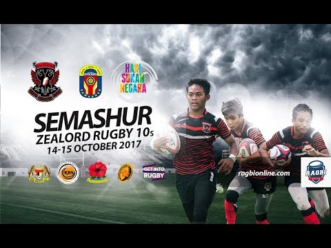 SEMASHUR -ZEALORD RUGBY 10s - Day 1 (Group Stage)