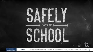 Safely back to school