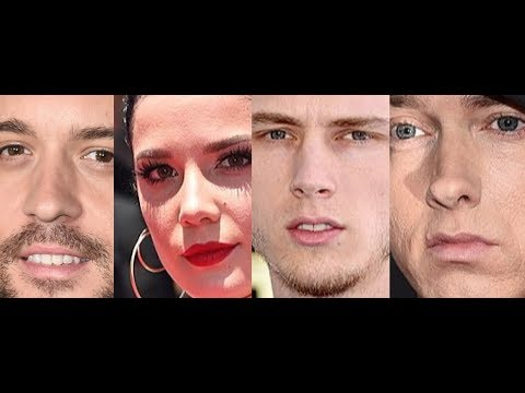 Halsey Speaks on MGK and Eminem, MGK FAILED ATTEMPTS Brings G Eazy & Halsey BACK (allegedly)