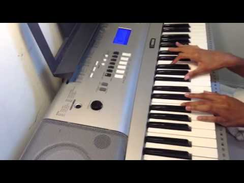 Beside You by Marianas Trench (Piano cover)