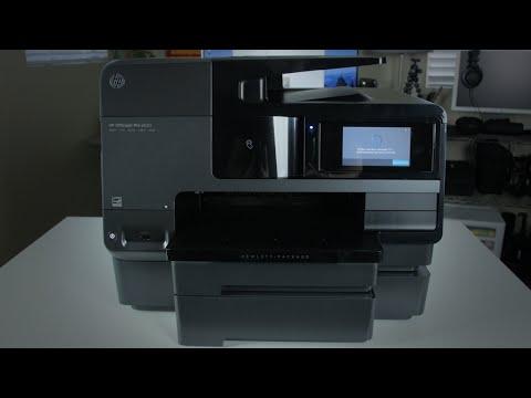 Hp Officejet Pro 8610 All In One Printer Scanner Copier