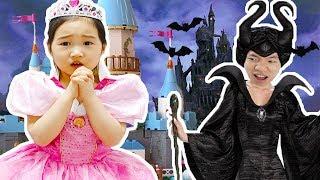 공주님과 왕자님 성이 없어졌다고? 마녀의 질투로 사라진 성을 다시 찾을수 있을까? 레고 디즈니 신데렐라 오로라공주의 드림 캐슬 Princess Castle