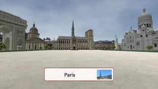 Sports Simulator   Cities Playable   Paris
