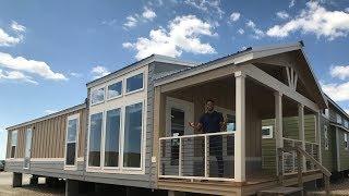 MASSIVE FLOOR-TO-CEILING Windows - TWO BEDROOM Mini Mansion