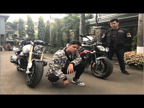 MOTOVLOG WITH LAURENTIUS RANDO #motovlog Indonesia