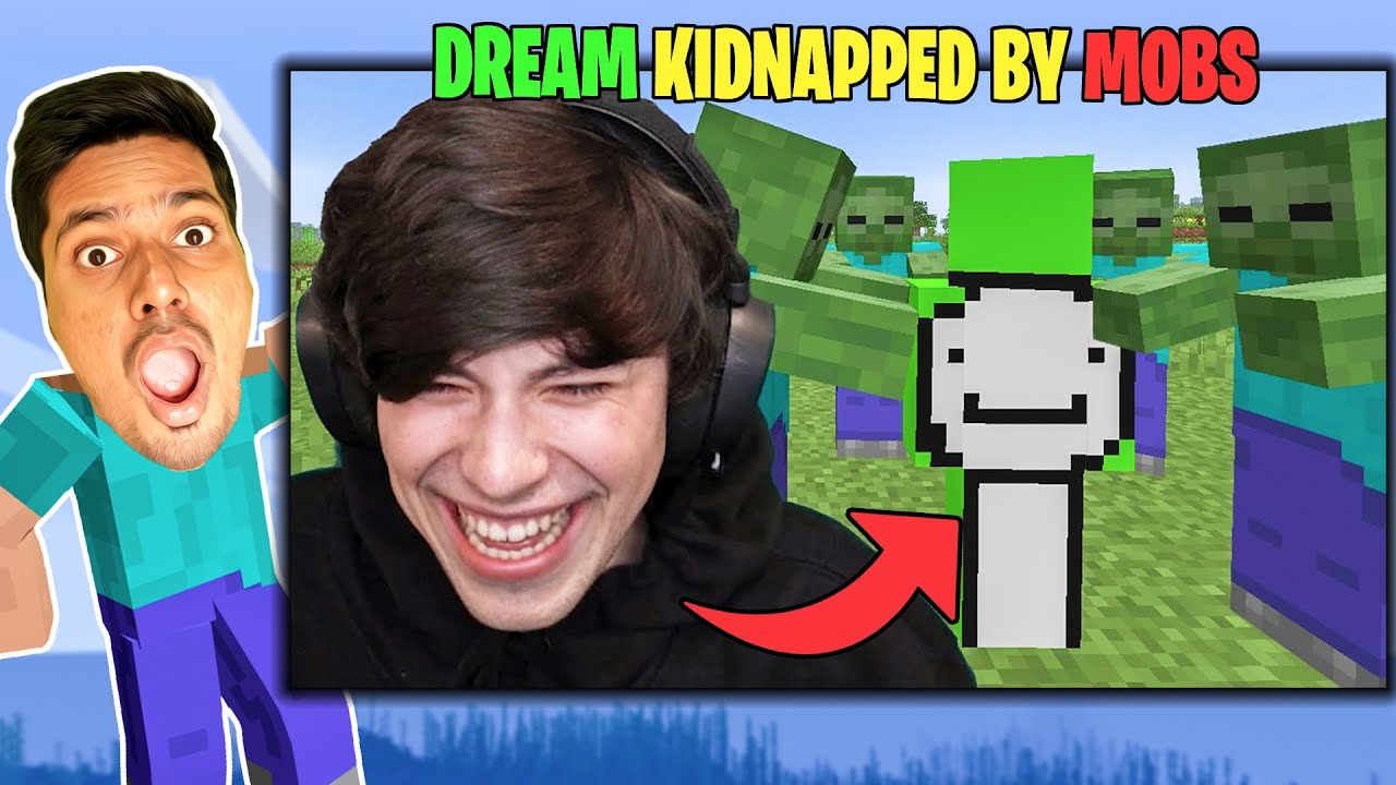 KIDNAPPING DREAM IN MINECRAFT