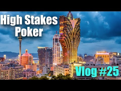 I'm Playing WHAT!? $50/$100 Cash Game at the Wynn Macau! | Poker Vlog NLH