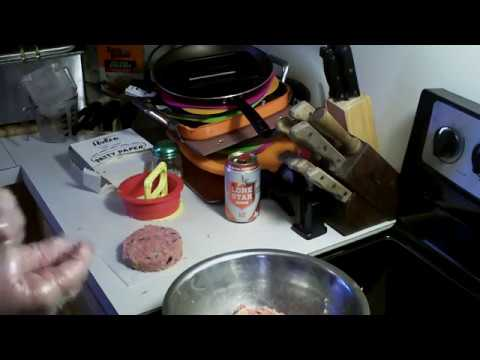 Native American Wild Rice Burgers - My Way - Part 1