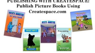 How to Self Publish a Children