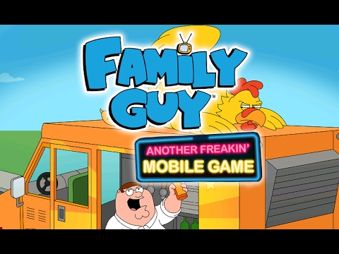 <b>FAMILY GUY ANOTHER FREAKIN MOBILE GAME</b> Android / iOS Gameplay ...