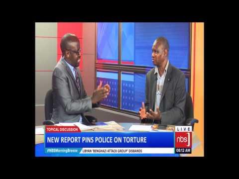 New Report Pins Police on Torture (David Pulkol, Patricia Nduru)
