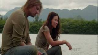 Lost season 6 ep 2- Sawyer cries