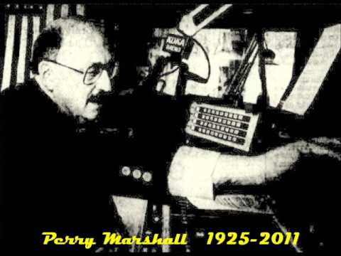 Perry Marshall on KDKA Radio 1020 during the 1970's