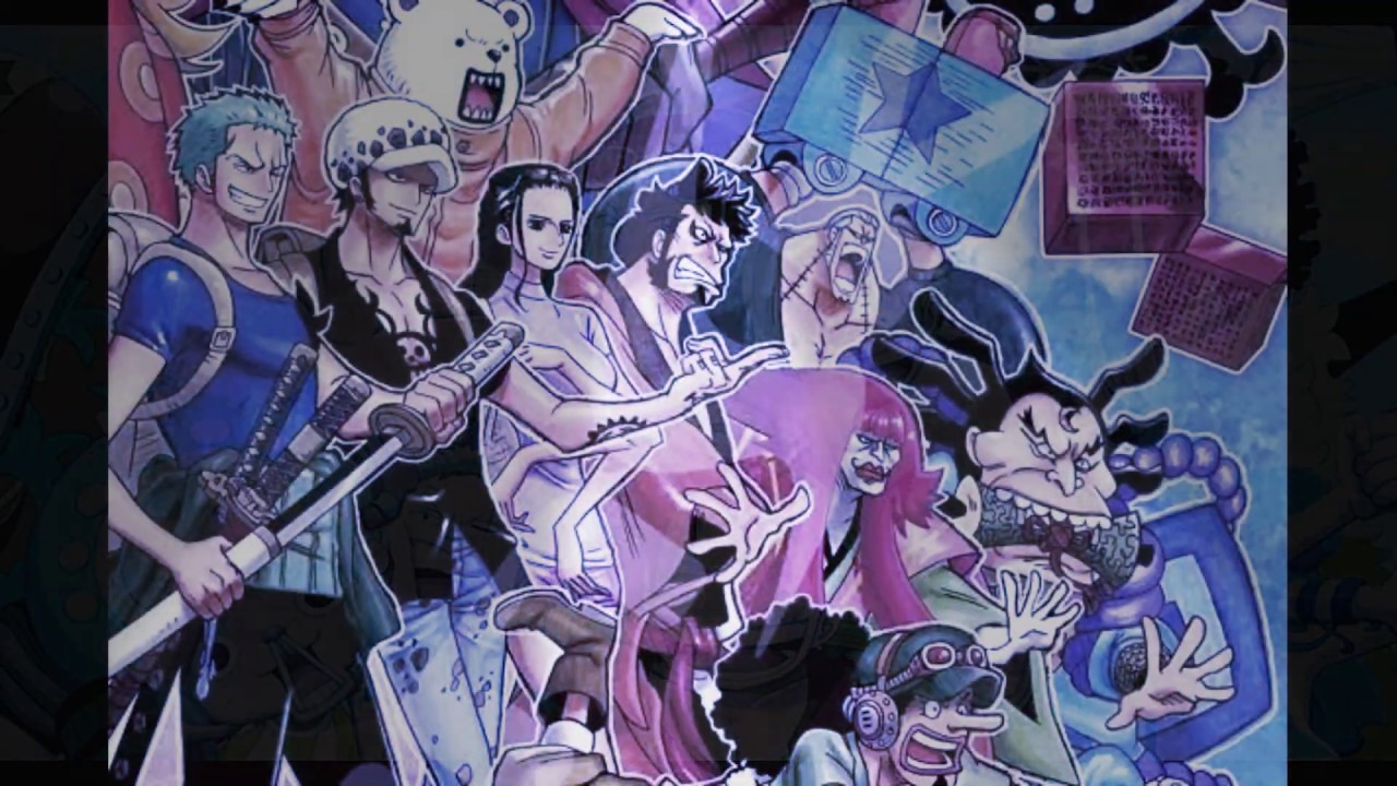 One Piece Intro