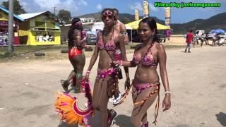 Trinidad Carnival Tuesday 2016 (filmed by jonfromq...