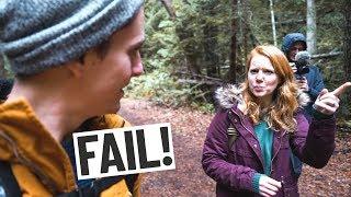 Epic Hiking Fail BUT WORTH IT! + Beautiful Drone Flight