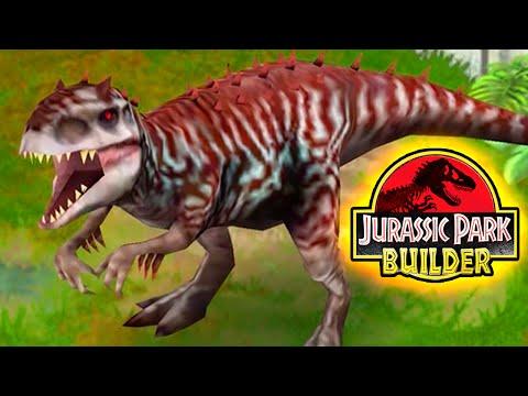 Download Youtube: INDOMINUS REX! - Jurassic Park Builder JURASSIC | HD