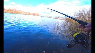 РЫБАЛКА на СПИННИНГ в Марте 2020 Рыбалка на Оке Открытие сезона