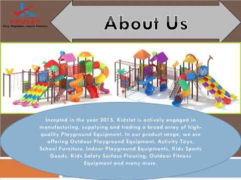 outdoor playground equipment  manufacturer in Delhi India