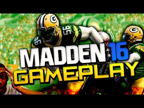 JULIUS PEPPERS DOMINATES CRUNCH TIME   MADDEN 16 ULTIMATE TEAM