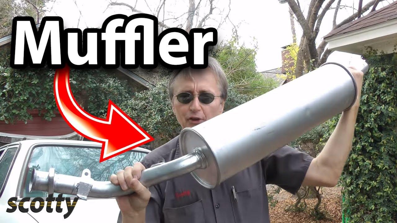 muffler repair replacement cost guide
