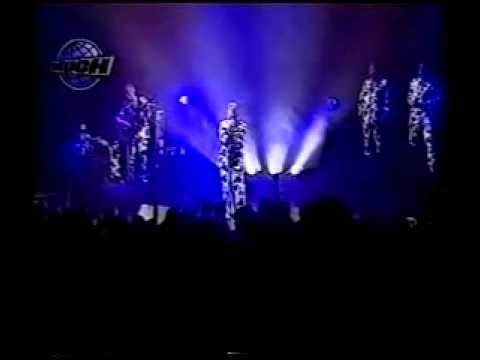 Erasure - Cowboy Tour - Teatro Broadway, Buenos Aires, Argentina 08-Nov-1997