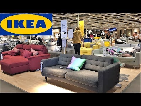 ikea-store-walk-through-shop-with-me-shopping-furniture-sofas-beds-home-decor-4k