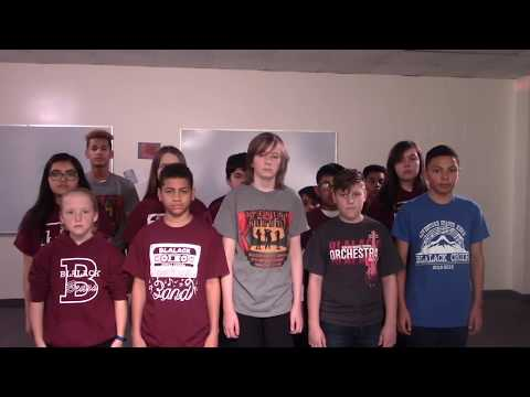 Ford's Theatre | Lincoln Online Oratory Project 2019 | Charles M. Blalack Middle School