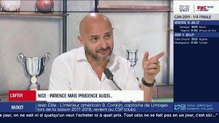 """OGC Nice - Manardo : """"Le projet niçois va devoir se suivre dans la longueur"""""""