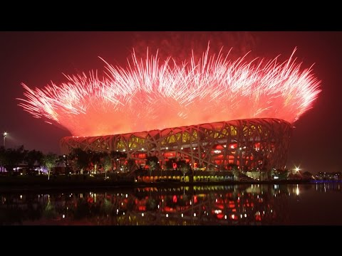 MegaStructures - Beijing Olympic Stadium (National Geographic Documentary)