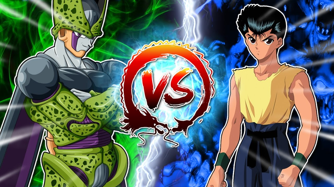 dragon-ball-z-abridged-cell-vs-yusuke-cellgames-teamfourstar