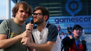 Virtuelles Gaming der Zukunft? - Gamescom 2015