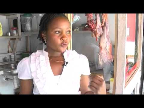 Use of mobile technology to provide cashless  financing in Kenya