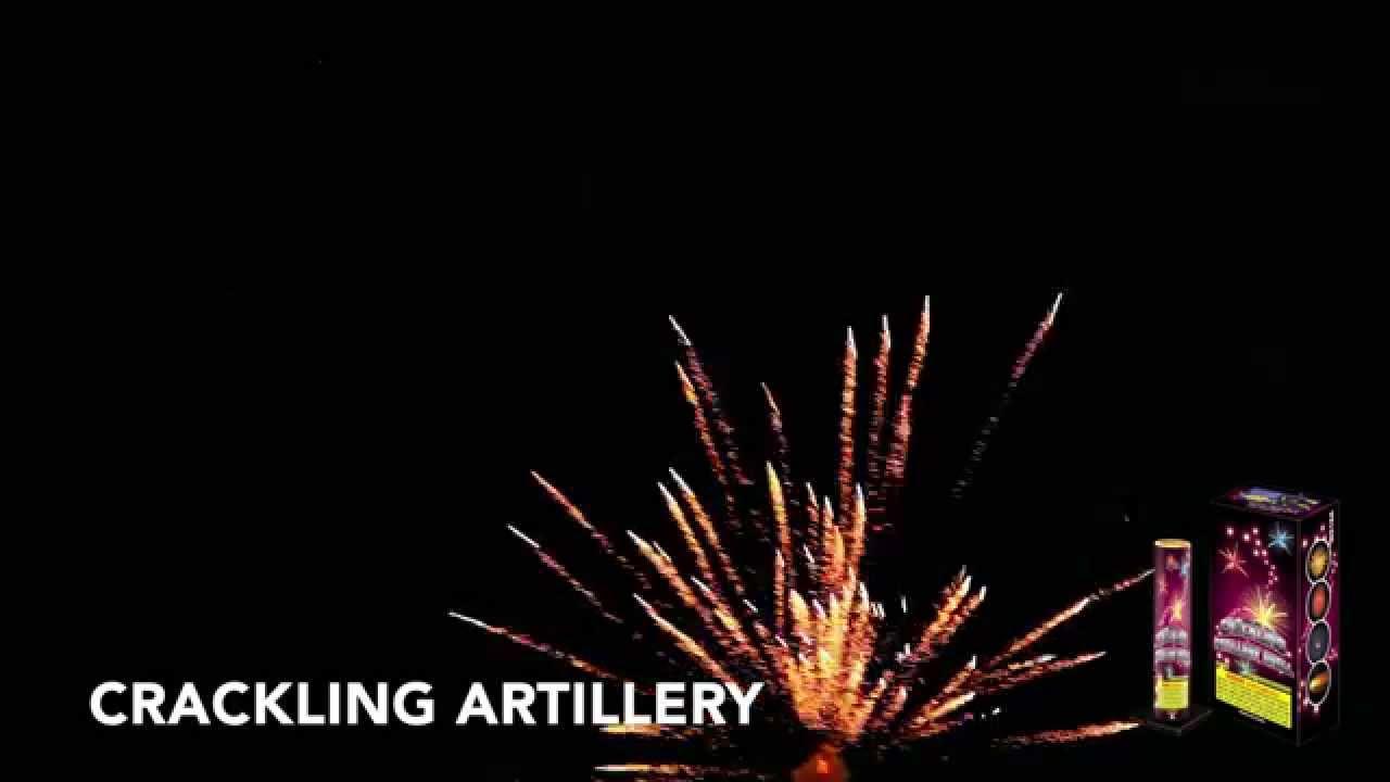 CRACKLING ARTILLERY - WORLD CLASS FIREWORKS
