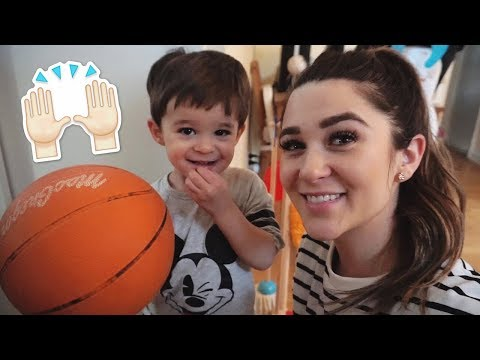 POTTY TRAINING ROUND TWO! | DAY IN THE LIFE VLOG | LIZA ADELE