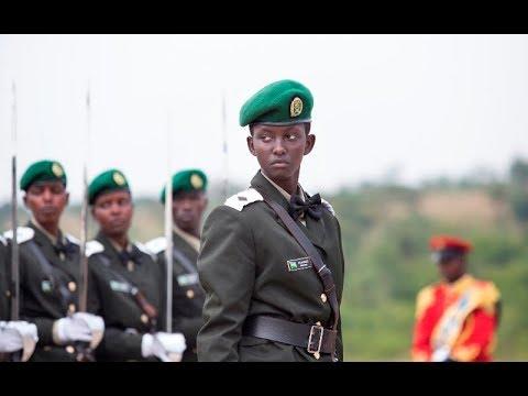 Amazing Rwanda Defence Force.........#RDF