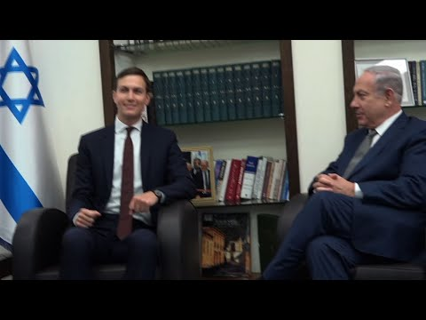 Kushner Begins First Round Of Mideast Talks