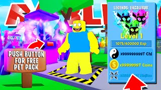 7 Ways To APRIL FOOLS PRANK Your Friends In ROBLOX NINJA LEGENDS!! *Free Pack Pets*