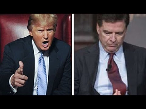 Thumbnail: The Real Reason Trump Fired Comey