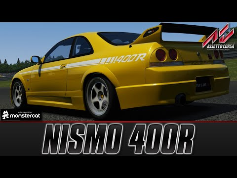 Assetto Corsa: NISMO 400R | Nurburgring GP Quick Race [60 FPS]