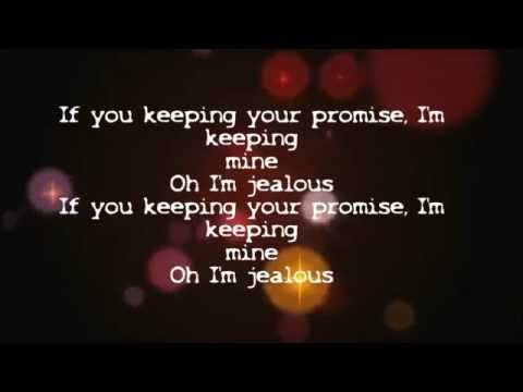 Beyoncé - Jealous Lyrics