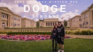 Chapman Preview Day