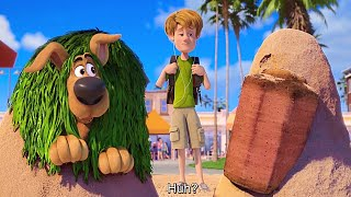 SCOOB! (2020) - Shaggy meets Scooby Dooby Doo | [Full HD]
