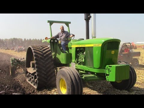 Top 10 Big Tractors at the 2017 Half Century of Progress Show