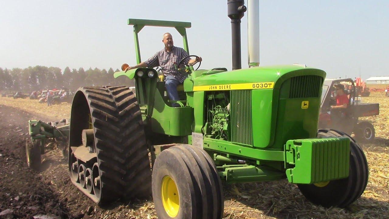 Show home build gas powered mini tractors - Top 10 Big Tractors At The 2017 Half Century Of Progress Show