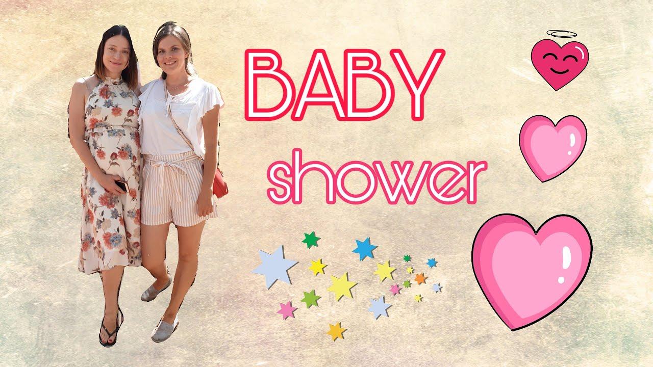Babyshower  россиянки в Австралии #babyshower
