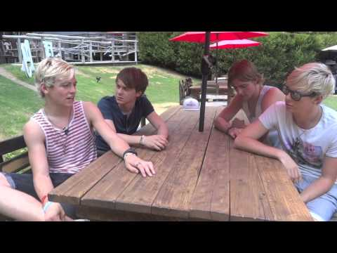 EXCLUSIVE: Behind-the-Scenes of R5's