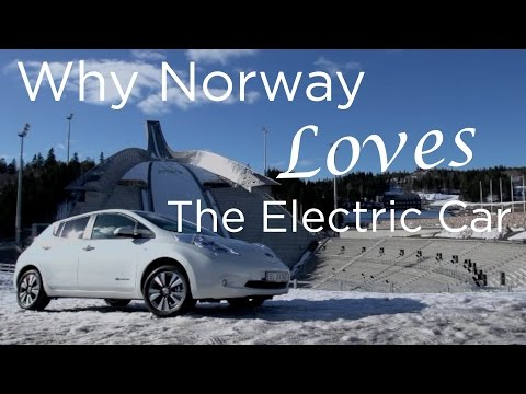 Why Norway loves the electric car   Driving.ca